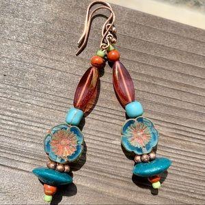 Southwest Autumn Earrings